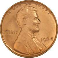 1964 Lincoln Memorial Cent Choice Proof Penny 1c Coin Collectible