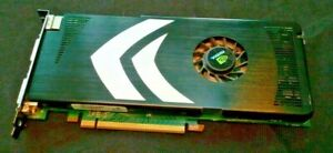 nVIDIA GeForce 8800 Series Dual DVI TV-out PCI Express Graphics Card Video PCIe