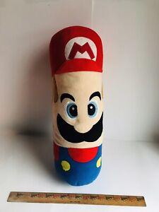 "Super Mario Party 24"" Hudson Soft 2009 Plush Doll Pillow"