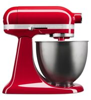 KitchenAid Artisan Mini 3.5 Quart Tilt-Head Stand Mixer, KSM3311X