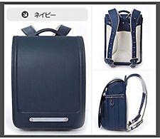 NEW QWAWA RANDOSERU RANDSEL JAPANESE OFFICIAL SCHOOL BACKPACK NAVY JAPAN F/S