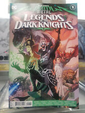 DARK NIGHTS DEATH METAL LEGENDS OF THE DARK KNIGHTS #1! 1st Robin King