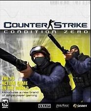 Counter-Strike: Condition Zero (PC, 2004) excellent condition