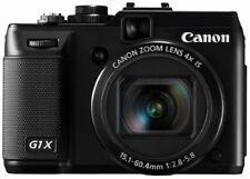 Canon digital camera PowerShot G1X 1.5-inch high-sensitivity CMOS sensor, 3.0-