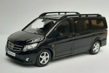 Era Cars Scale / Ladder 1/64. Mercedes Vito Black. New IN Box