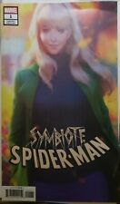 Symbiote Spider-man #1 Artgerm Variant (BxE8)