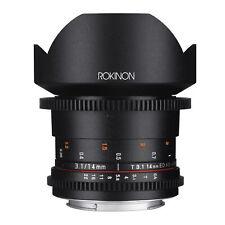 Rokinon Cine DS 14mm T3.1 Cine Lens for Nikon