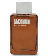 Aeropostale MAXIMUM Men's Cologne 1.0 oz.(NEW BOTTLE & BOX DESIGN) FREE SHIPPING
