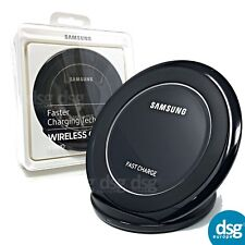 Genuine Samsung Wireless Qi Fast Charger Stand For Galaxy / S8 S9 Plus Note 8 9