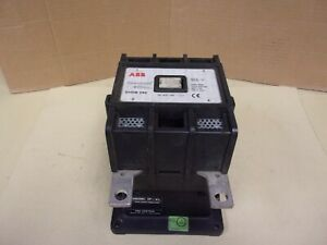 ABB Spectrum EHDB280 Drive Contactor 280A , 600VDC , EHDB 280 , Coil 120V