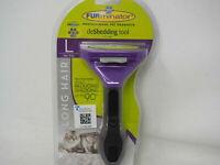 Large Cat Long Brush FURminator Grooming deShedding Tool Comb