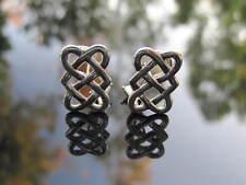Tiffany & Co RARE Silver Picasso Celtic Earrings