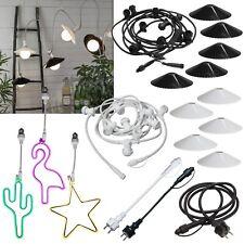 Individuelle PREMIUM Party System-Lichterkette PARTYLIGHT für Außen Garten 230V