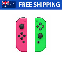 Joy-Con Housing Shell Replacement for Nintendo Switch Joycon Controllers Pink