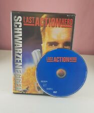 The Last Action Hero (DVD, 1997, Keep Case Closed Caption) free shipping