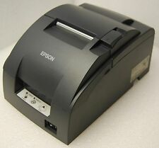 EPSON TM-U220B RECEIPT KITCHEN ORDER PRINTER (ETHERNET) M188B WITH POWER SUPPLY