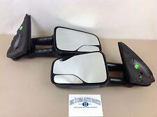 Chevrolet Silverado GMC Sierra RH/LH Front Trailer Tow/Camper MIRROR KIT new OEM