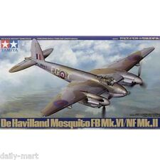Tamiya 1/48 61062 De Havilland Mosquito FB M.IV/NF Mk.II Model Kit