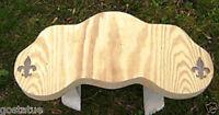 """fleur bench top concrete mold  3/16th """" plastic"""