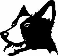 Border Collie Sheepdog Dog Car,Van Window Sticker #2