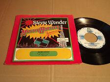 "STEVIE WONDER - MASTER BLASTER (JAMMIN´+ DUB) - 7"" (13)"