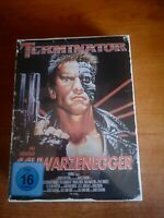 Terminator Schwarzenegger bluray retro Vhs edition numbered numerata