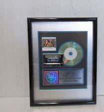 Notorious B.I.G. - Mo Money Mo Problems -RIAA Framed Award