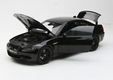 Kyosho BMW M3 E92 Coupe Black M Power 1/18 Scale Diecast Model Car Toy