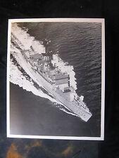Vintage US Navy 8 x 10 Press Paper Photo USS Whipple DE-1062 573