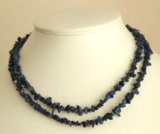 Handmade Lapis Lazuli Silver Plated Fine Jewellery