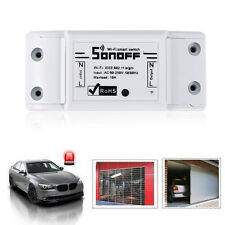 Sonoff ITEAD Smart Home Remote WiFi Switch Module For Apple Android APP Control