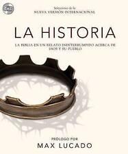 La Historia NVI, audio CD íntegro: La Biblia en un relato ininterrumpido acerca