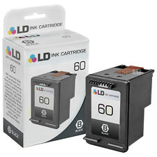 LD Compatible Replacement for HP 60 / CC640WN Black Ink Cartridge