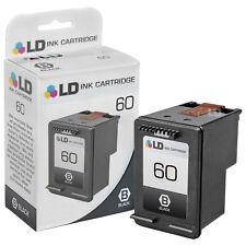 LD CC640WN 60 Black Ink Cartridge for HP Printer