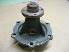 Rebuilt Water Pump 1955 1956 Rambler Ambassador Hudson Hornet 320 352 CID W101