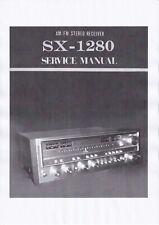 Service Manual-Anleitung für Pioneer SX-1280