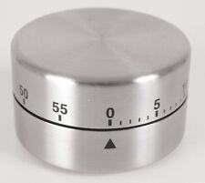 PROBUS FACKELMANN magnetico in acciaio inox 60 MINUTI DA CUCINA TIMER