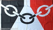 The Festival of the Black Country Flag 3x2 West Midlands Industry History WBAFC