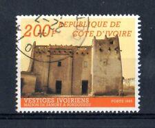Costa d'avorio 1985 Costruzioni ivoriane