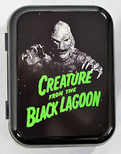 CREATURE FROM THE BLACK LAGOON GREEN BMOVIE HORROR HINGED TOBACCO TIN MINTS PILL