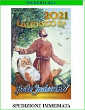 il calendario calendari di frate indovino dell' anno 2021 da parete laudato si