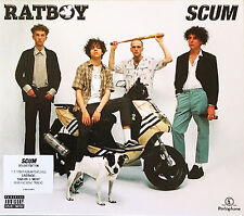 RAT BOY CD Scum Deluxe DEBUT album 25 Track Fake ID New SEALED Extended Ratboy