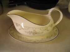 Royal Doulton Diana Gravy Boat and Underplate  MINT H5079