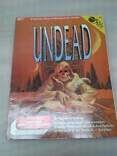 Role Aids: Undead