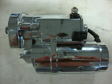 Big Dog Motorcycles 2.0kw Chrome Starter Fits Rsd Baker Dssc Primary 2005-Up