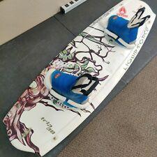 VINT. Wakeboard Liquid Force Redmon Design 138.4 x 43.5 Liquid Force Ultra Boots