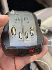 Whisler 1744 Laser Radar Detector With Cigarette Adapter No Winshield Mount