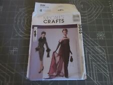 McCall's Crafts FF Uncut Sewing Pattern #3845 Doll Clothing Unused Wentworth