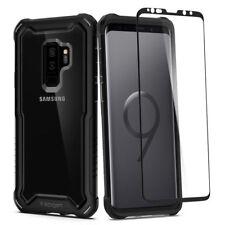 Original SPIGEN SGP funda Galaxy s9+ plus Hybrid 360, funda, negra