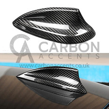 BMW Carbon Fibre Fiber Antenna Shark Fin Trim 2, 3, 4 Series F22 F30 F32 F36 F80